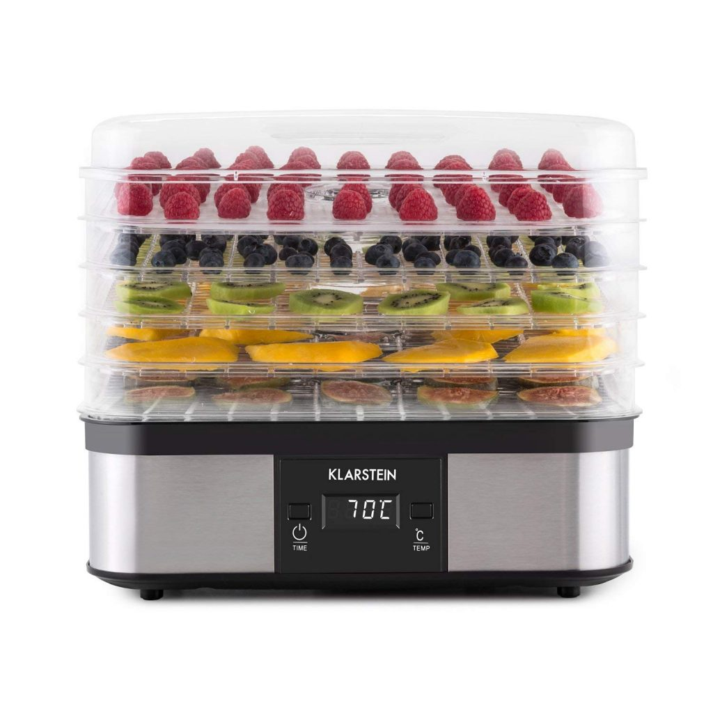 Klarstein Valle di Frutta deshidratador de frutas