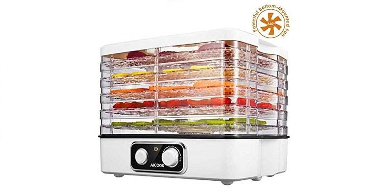 comprar Aicook deshidratador de alimentos electrico online